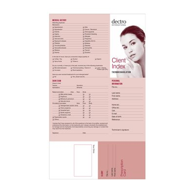 Fiches Client(e) | Thermocoagulation