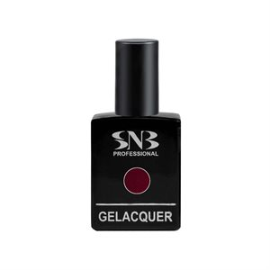 Gel Lacquer | Red Wine